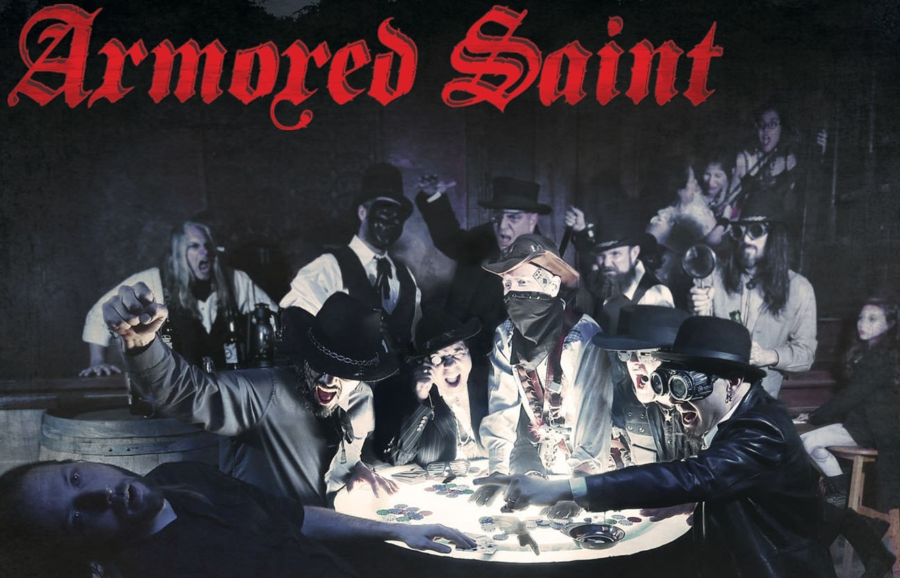 ARMORED SAINT – Win Hands Down