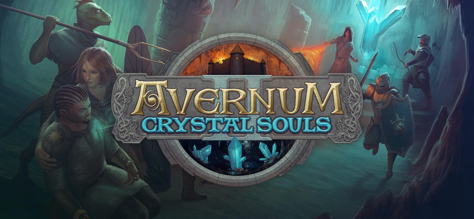 Avernum 2: Crystal Souls (2015)
