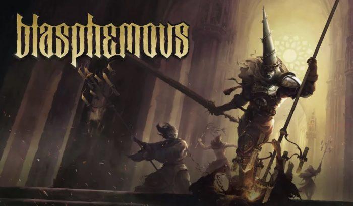 BLASPHEMOUS