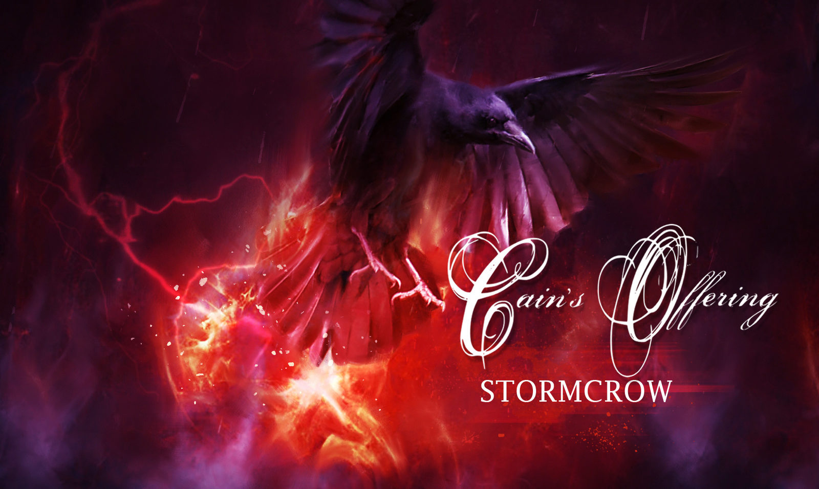 CAIN'S OFFERING – Stormcrow