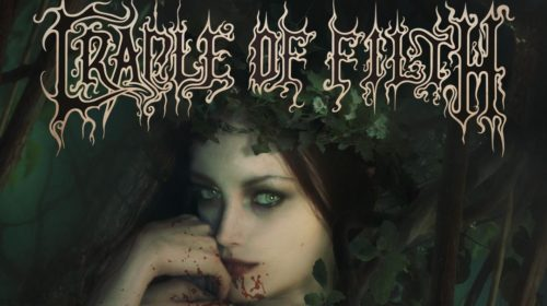 CRADLE OF FILTH Right Wing of the Garden Triptych