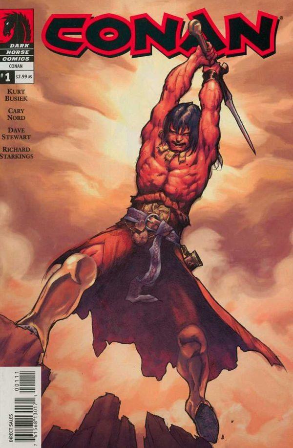 Conan Dark Horse Issue 1