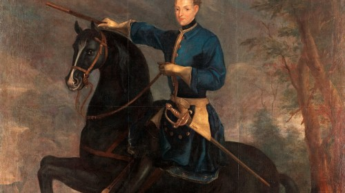 CHARLES XII OF SWEDEN