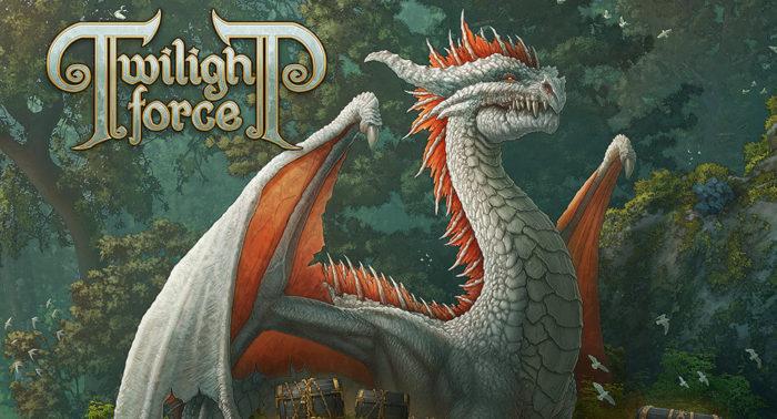 TWILIGHT FORCE – Dawn Of The Dragonstar