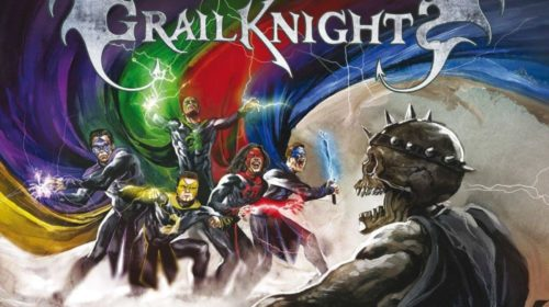 GRAILKNIGHTS - Dead or Alive