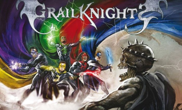 GRAILKNIGHTS – Dead or Alive