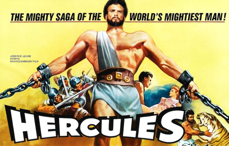 HERCULES (Le fatiche di Ercole – 1958)