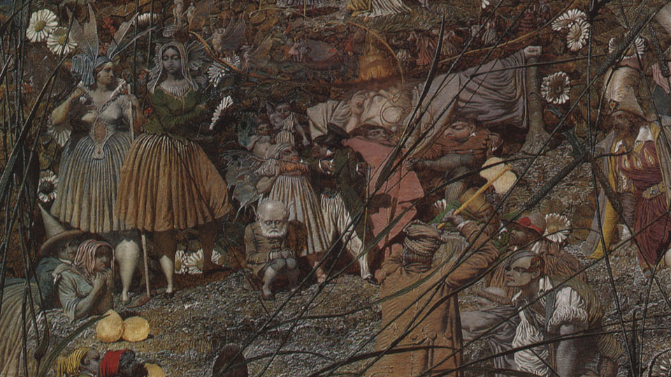 A Life Dreaming: The Fantasies of Richard Dadd