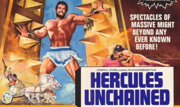 HERCULES UNCHAINED (Ercole e la regina di Lidia – 1959)