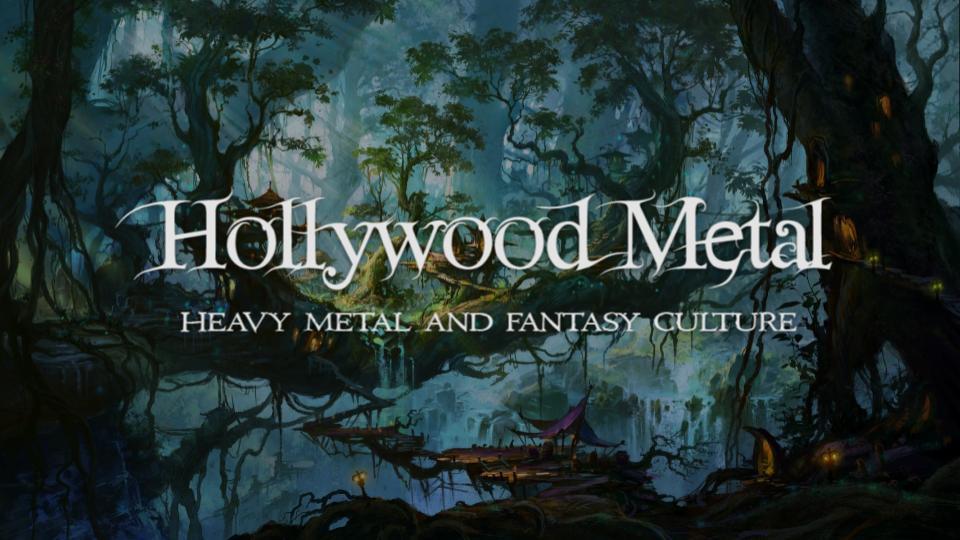 Hollywood Metal Header