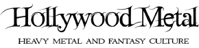 Hollywood Metal Logo