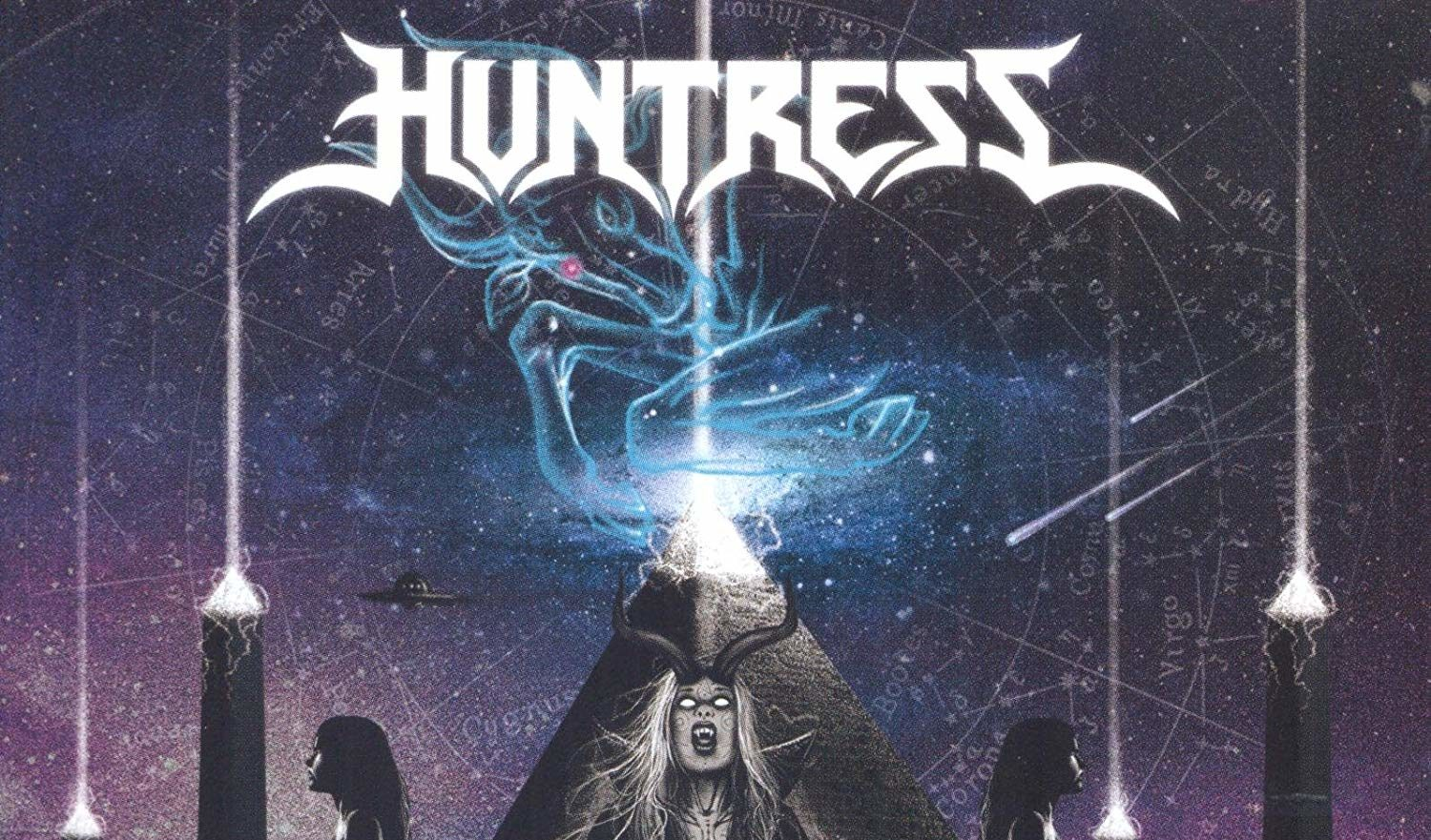 HUNTRESS – Starbound Beast