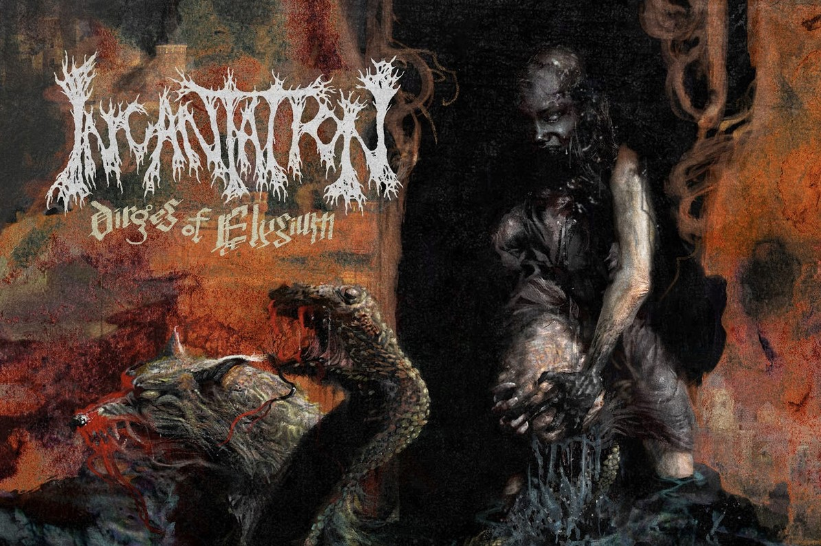 INCANTATION – Dirges of Elysium
