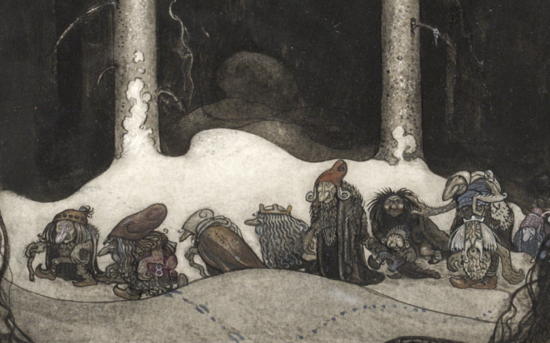 Life Beyond The Real: The Legacy of John Bauer