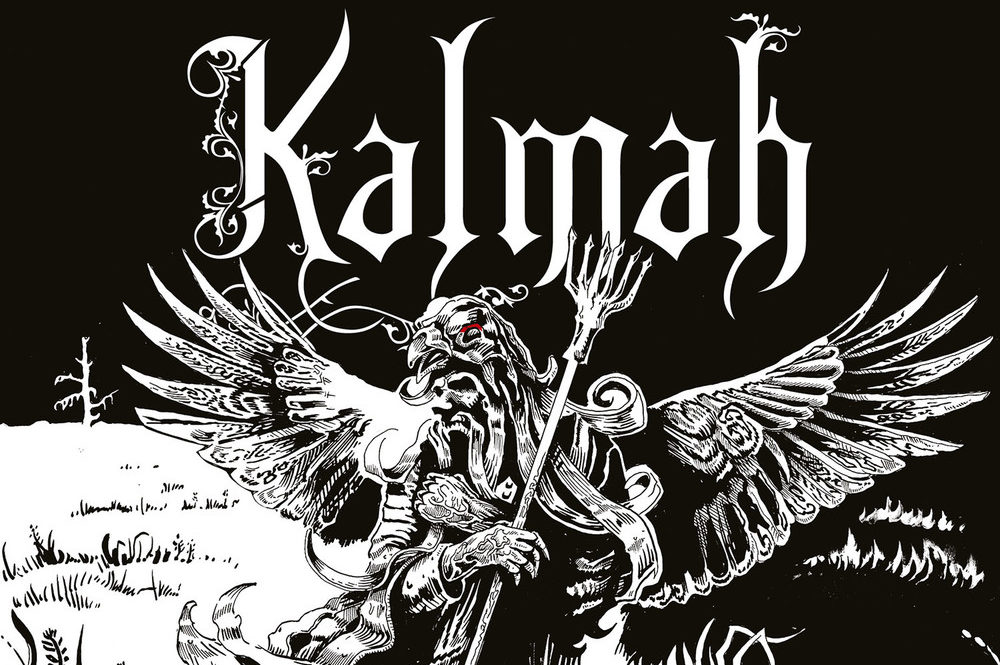 KALMAH – Seventh Swamphony