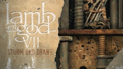 Lamb of God - VII: Sturm und Drang (2015)
