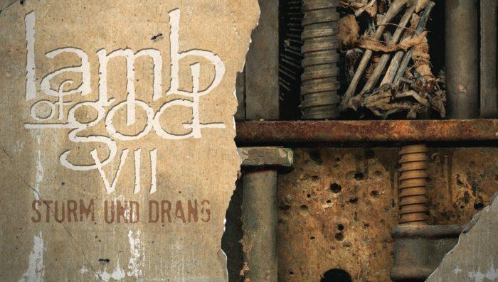 Lamb of God - VII: Sturm und Drang (2015)