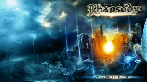 LUCA TURILLI'S RHAPSODY – Ascending To Infinity
