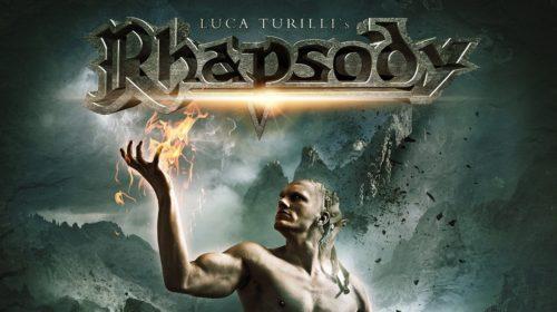 LUCA TURILLI – Prometheus, Symphonia Ignis Divinus