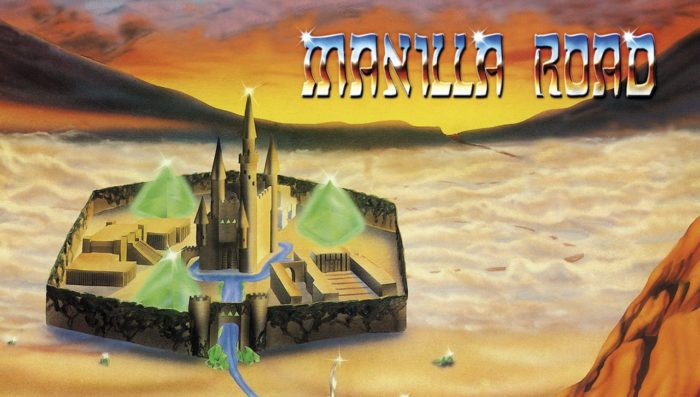 MANILLA ROAD – Crystal Logic