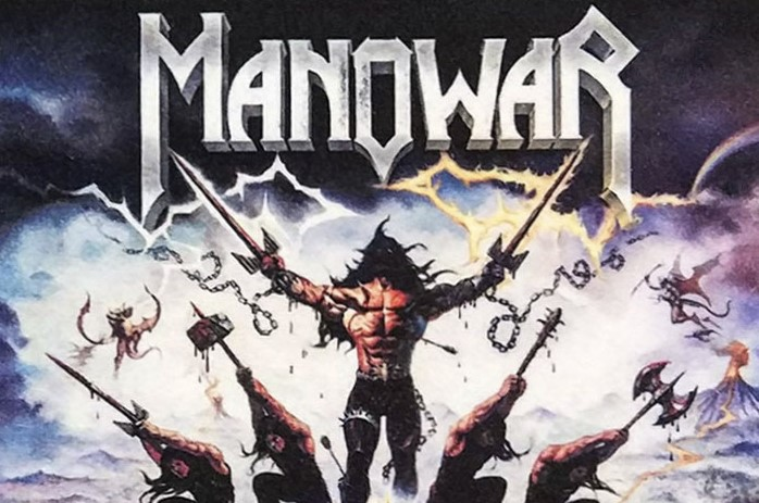 MANOWAR – The Lord of Steel