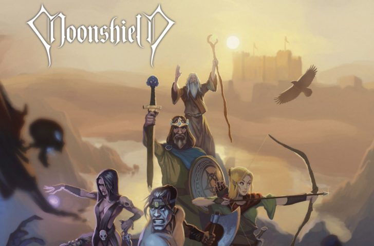 MOONSHIELD – The Warband