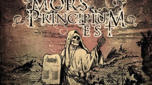 Mors Principium Est - ...And Death Said Live (2012)
