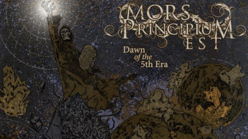 Mors Principium Est - Dawn of the 5th Era (2014)