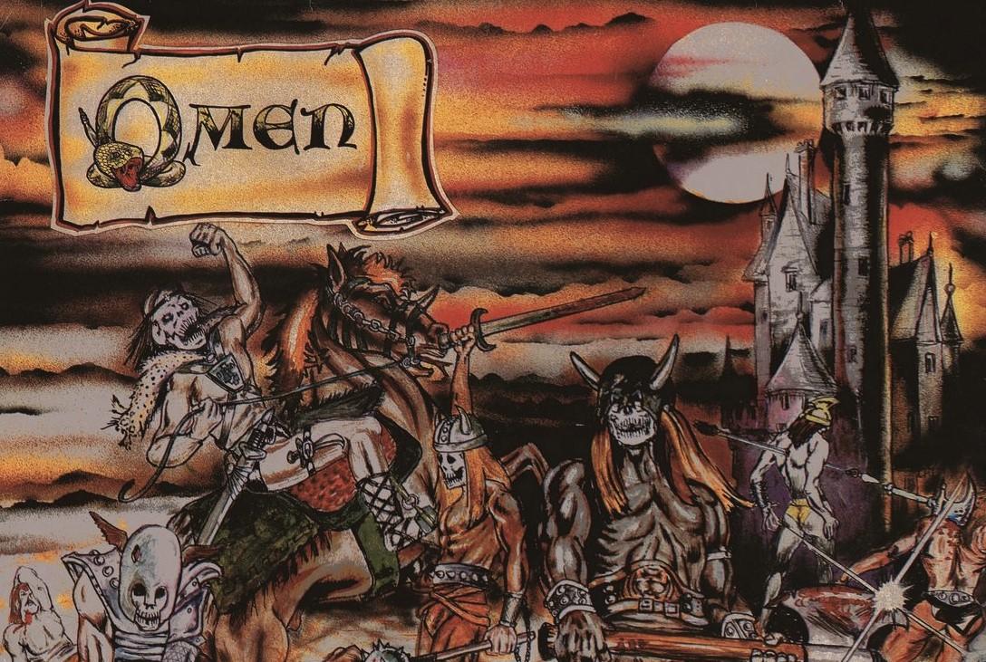 Omen - Battle Cry (1984)