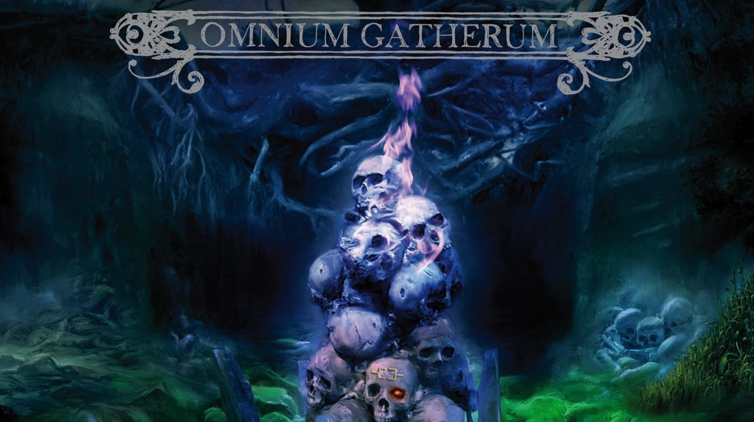 Omnium Gatherum The Burning Cold