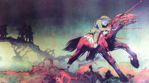 PALADIN (1972) – Roger Dean - wide