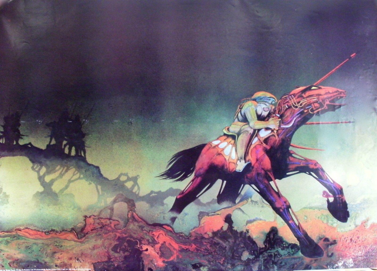 PALADIN (1972) – Roger Dean