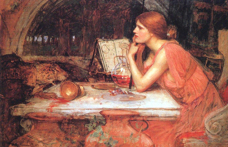 Fantasy Art and the Pre Raphaelites