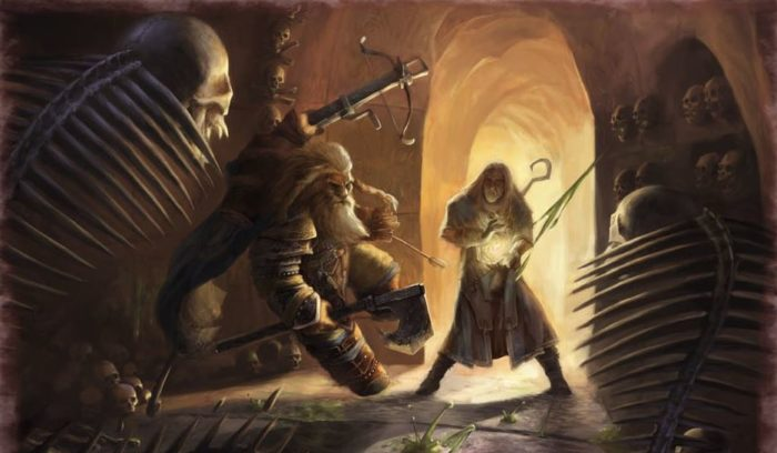 Pathfinder Log (3rd Entry): The Dead Warrens