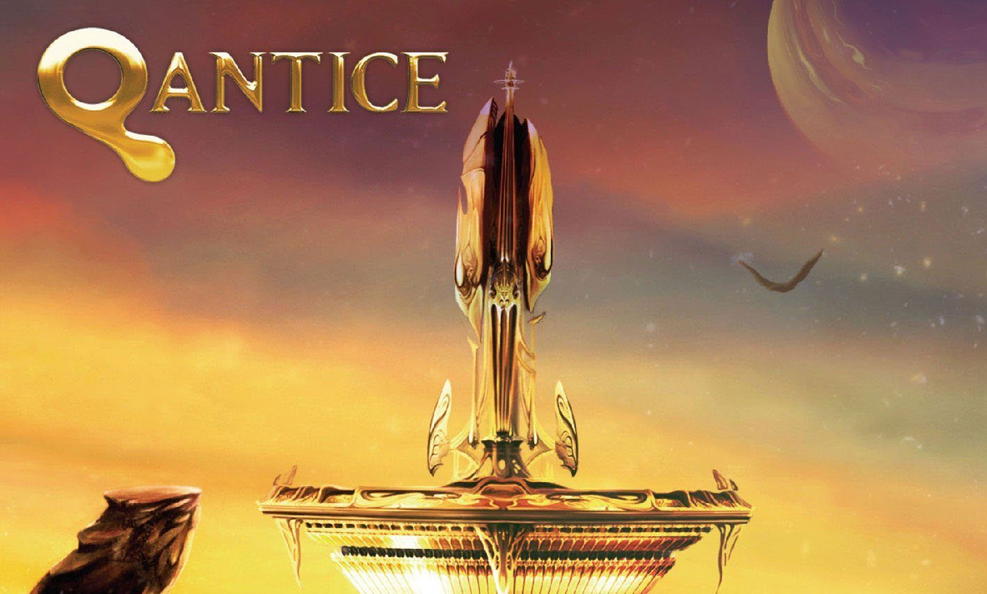 QANTICE – The Phantonauts