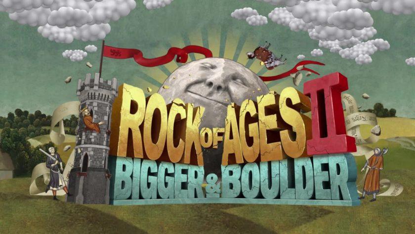 ROCK OF AGES II – Bigger & Boulder