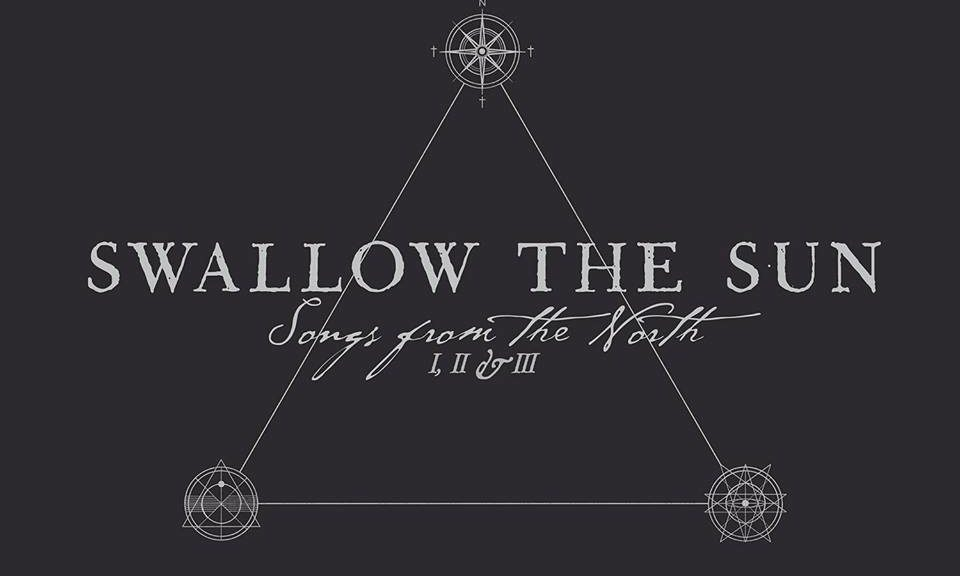 Swallow the Sun - Songs from the North I,II,III (2015)