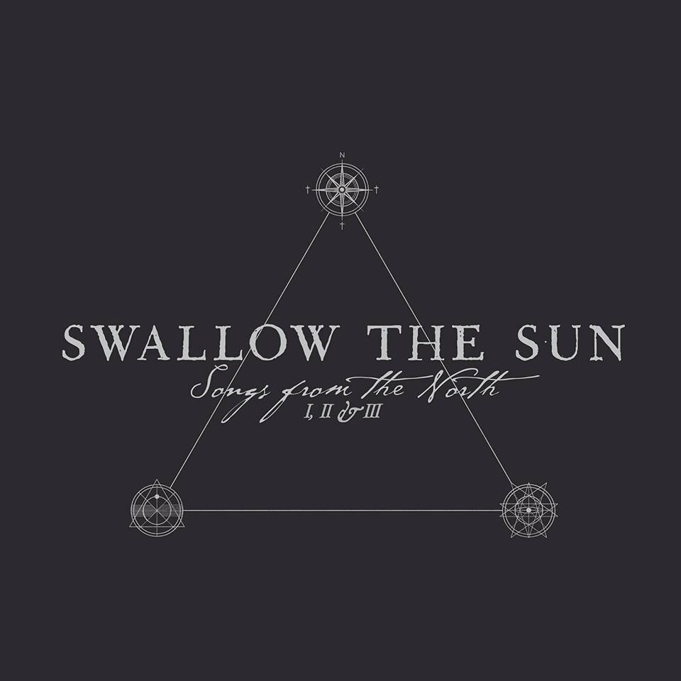 SWALLOW THE SUN – Songs from the North I, II & III