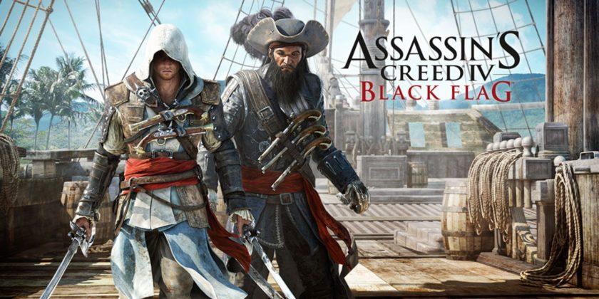 ASSASSIN'S CREED 4 – BLACK FLAG