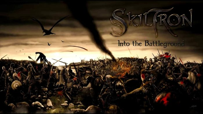SKILTRON – Into the Battleground