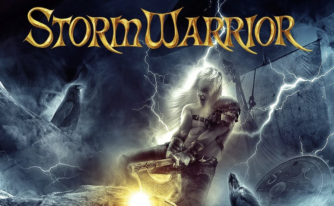 STORMWARRIOR – Thunder and Steele