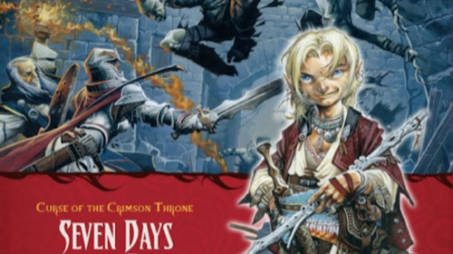 Pathfinder Log (4th Entry): Seven Days to the Grave