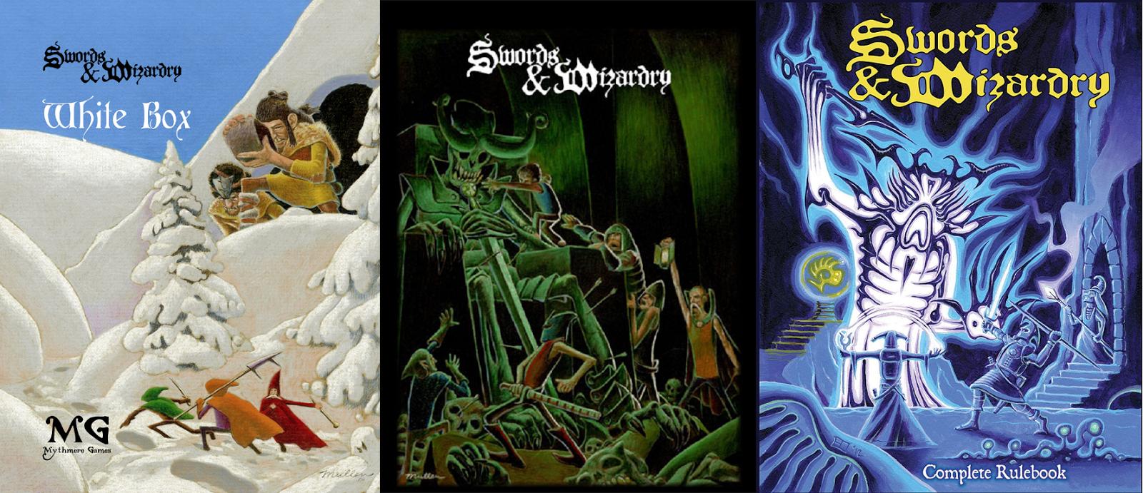 Swords & Wizardry Whitebox