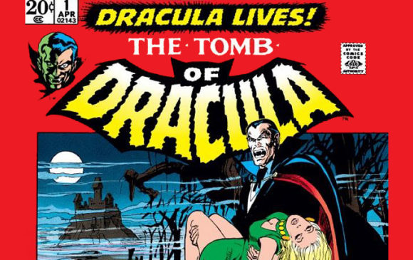 The Tomb of Dracula