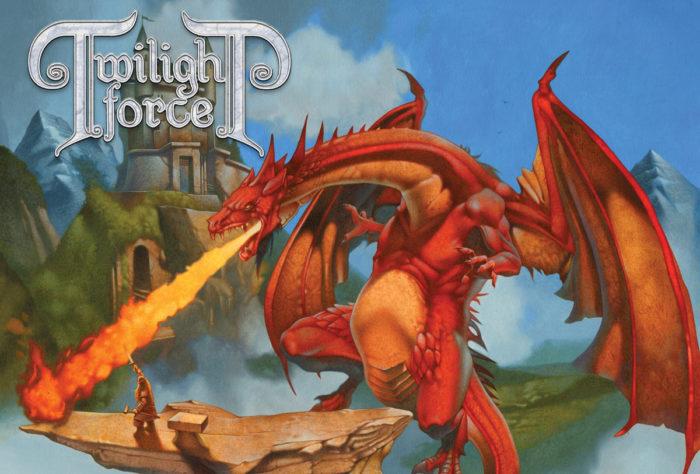 TWILIGHT FORCE –  Tales of Ancient Prophecies