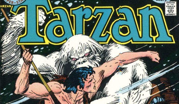 TARZAN (1972)