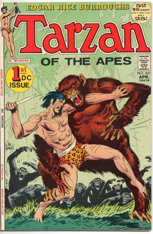 Tarzan of the Apes 1972
