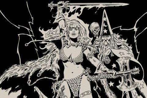 comic review: RED SONJA (Marvel Feature #1-7)