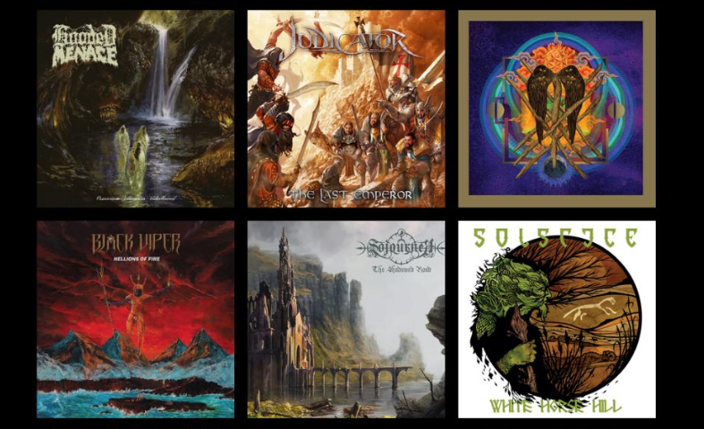 Favorite 18 Metal Albums of 2018