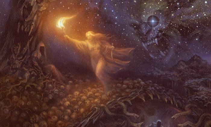 Spirit Adrift – Divided By Darkness